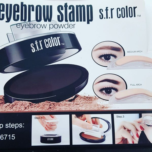 Eyebrow Stamp Eye Brow Powder