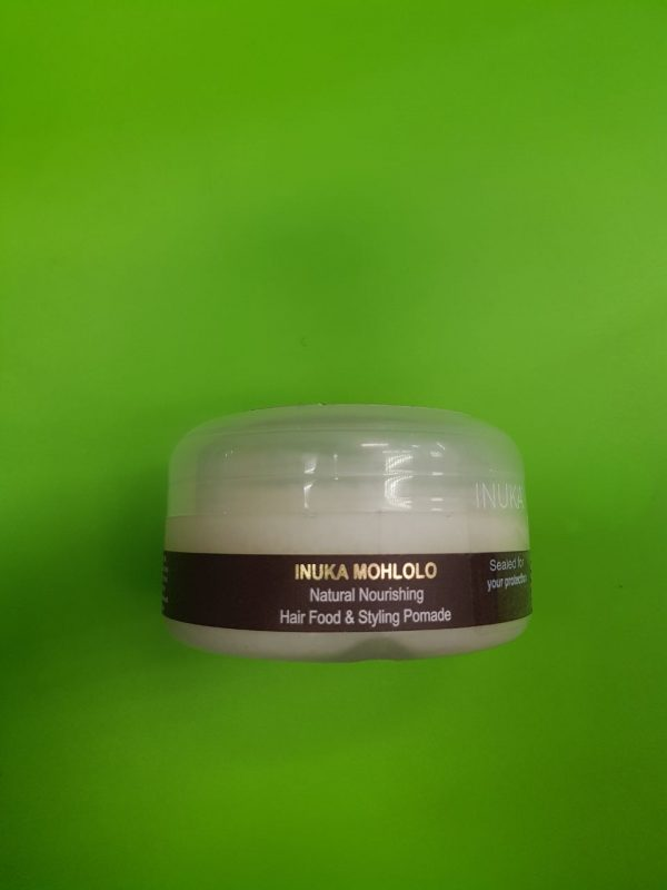 Inuka Mohlolo Natural Nourishing Hair Food Styling Pomade Image