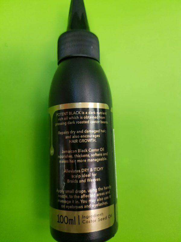 Jamaican Black Castor Oil Image